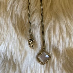 Kendra Scott Kacey Necklace in Gold